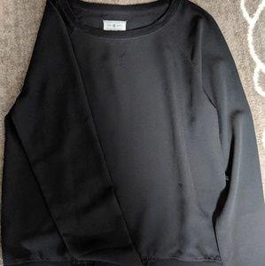 Lou & Gray Black XS Sweater